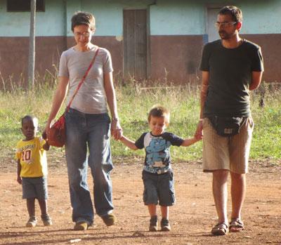 CLM family in Uganda