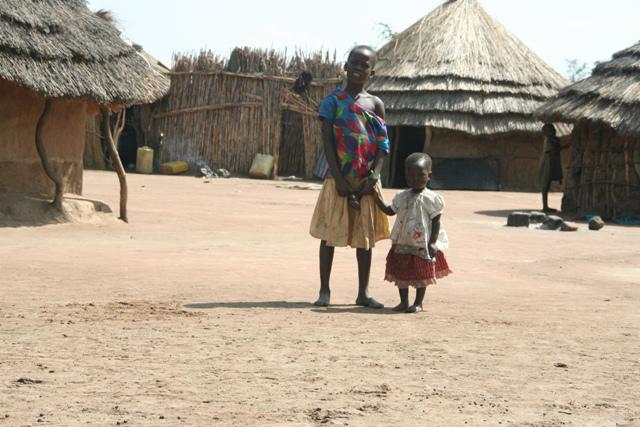 Uganda childrens