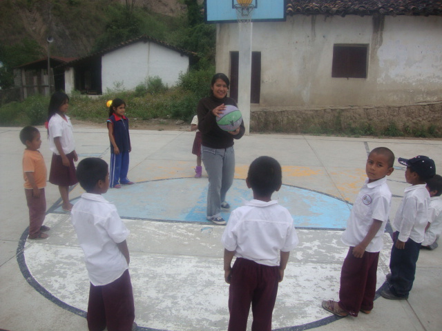 Ayudándo a desarrollar habilidades