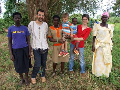 Desde Uganda