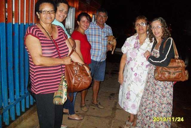 Sharliman desde Brasil