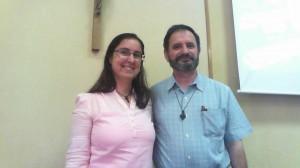 Susana y P Enrique