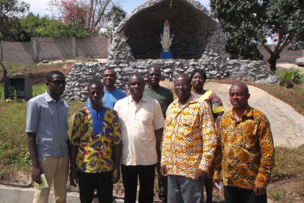 Reunion en Ghana