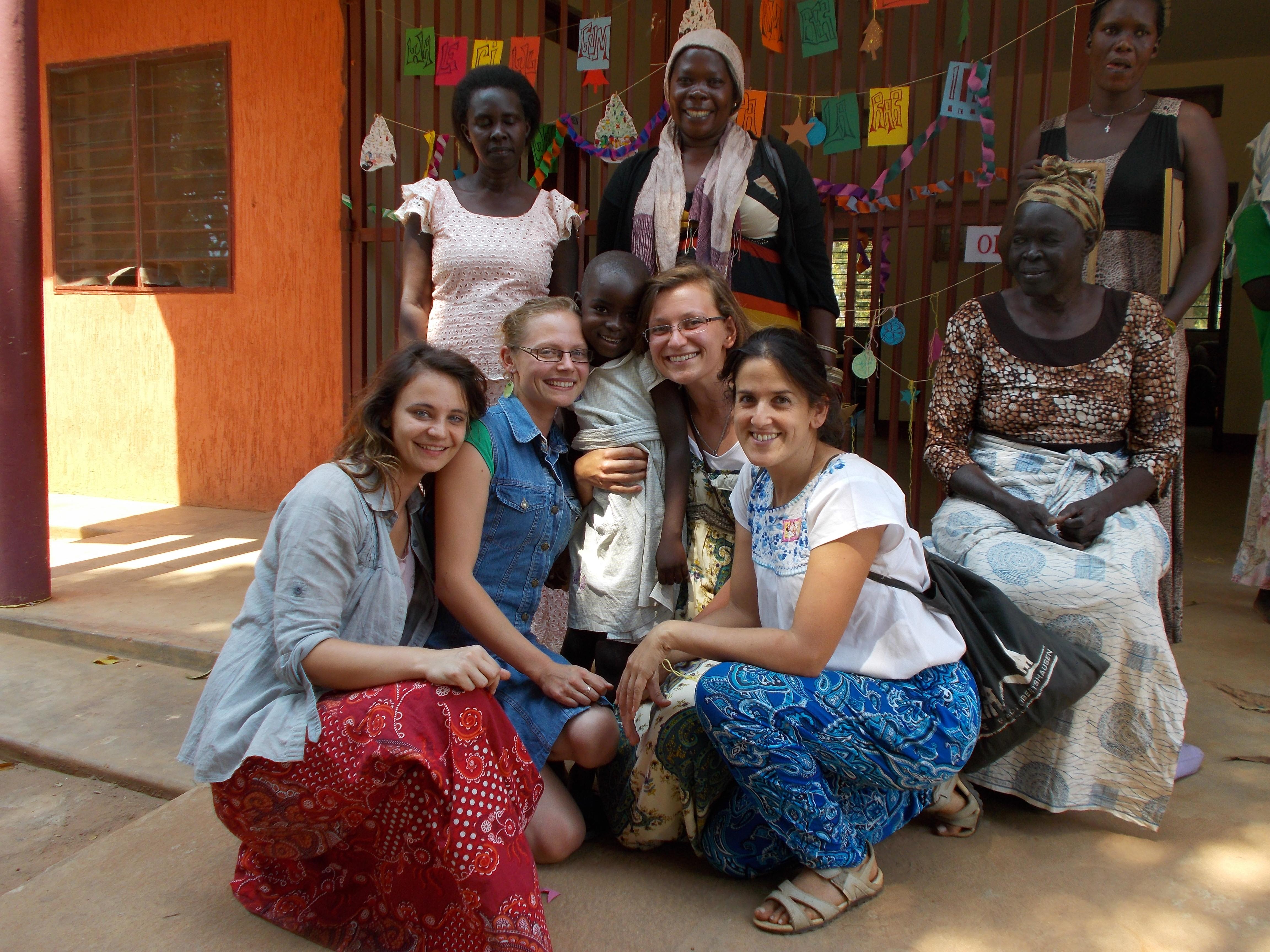 LMC en Uganda