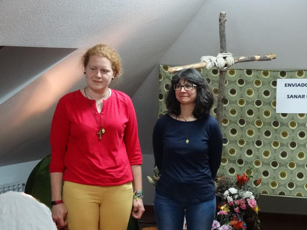 Kasia y Barbara