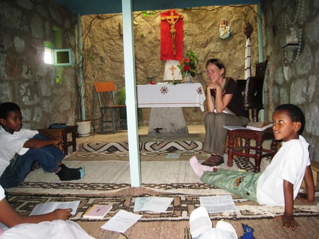 Maggie LMC Etiopia