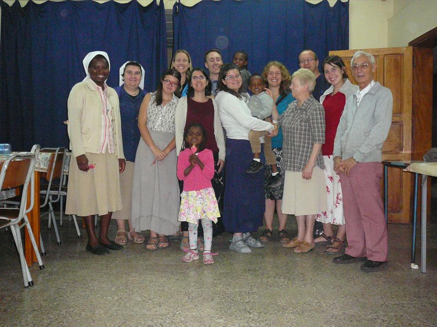 Familia Comboniana Awassa