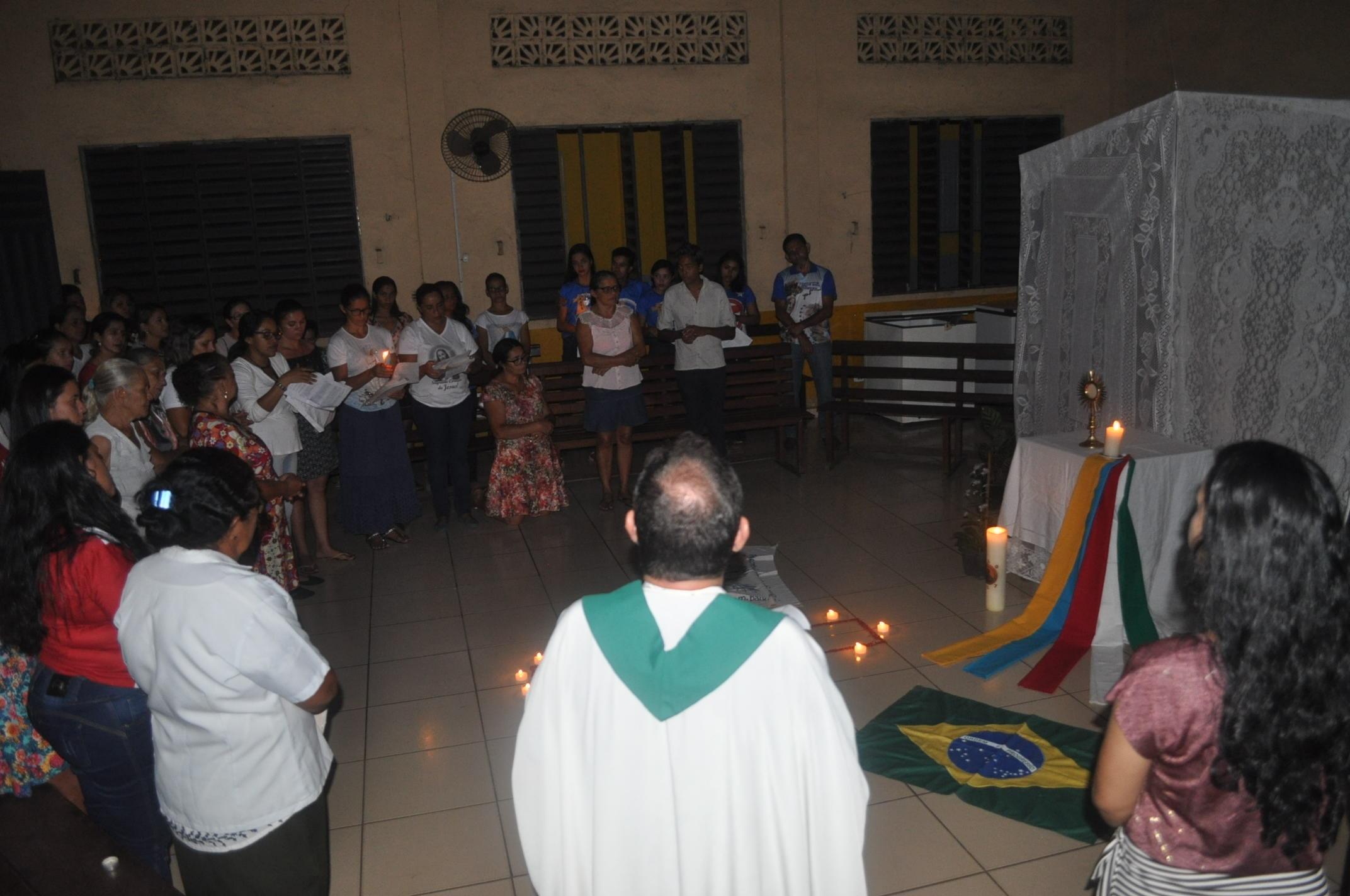 Oracion Brasil