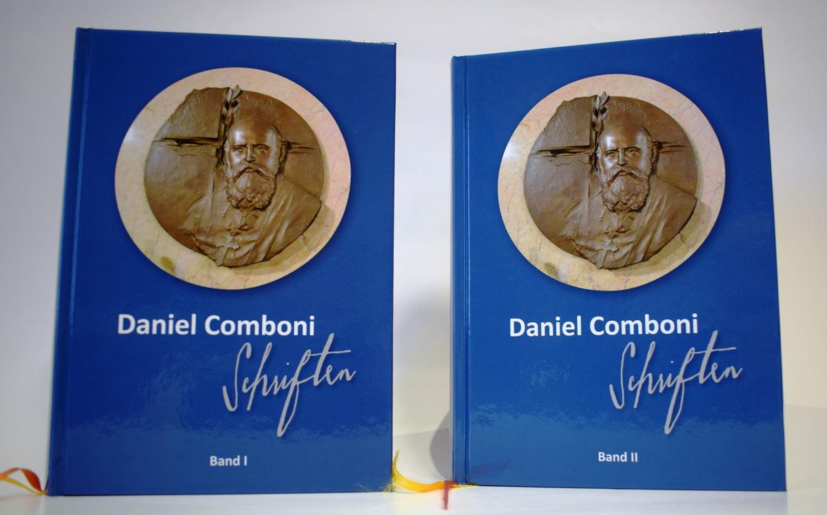 Escritos Comboni en Alemán