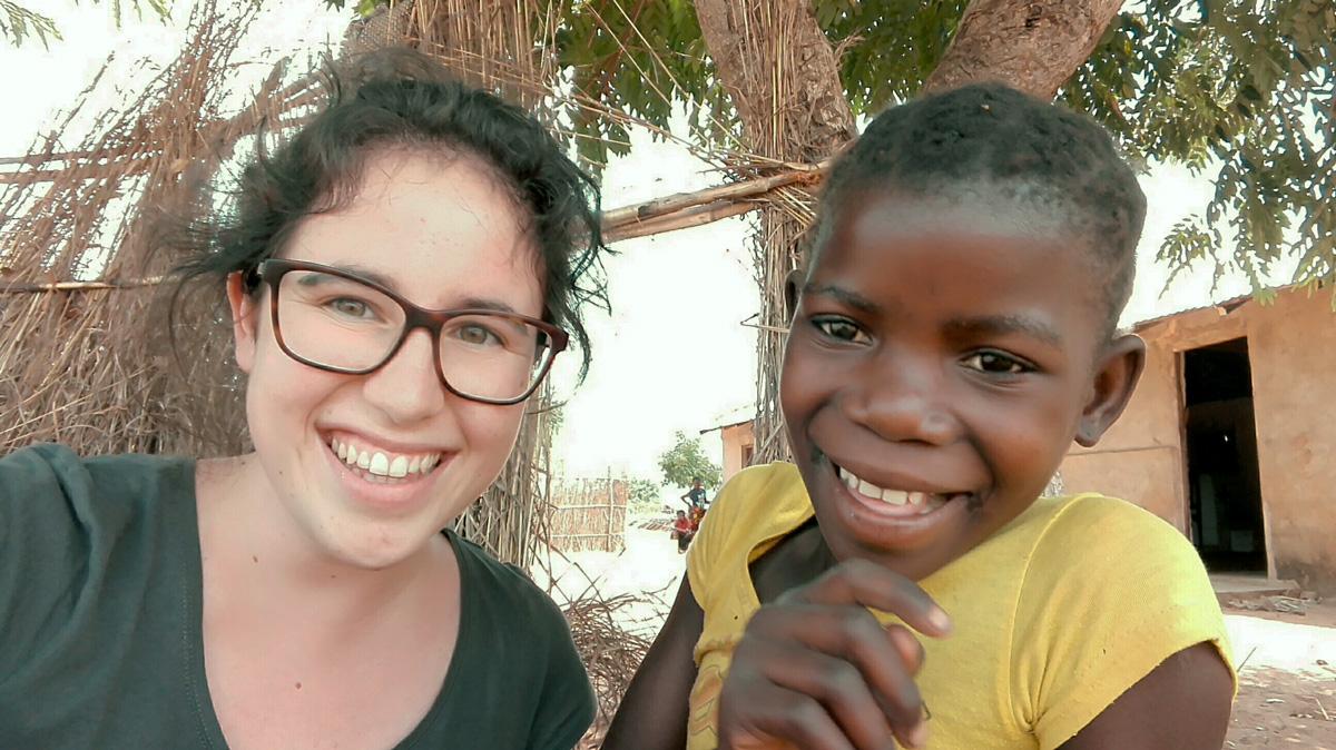 Primeras navidades en Mozambique