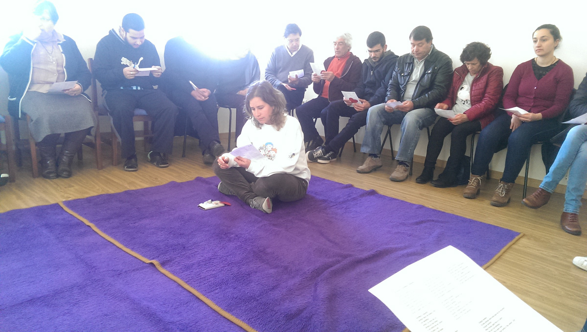 Encuentro de Navidad: de la familia de Nazaret a la Familia LMC