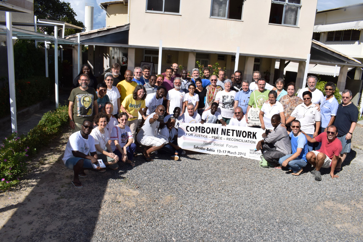 Weltsozialforum und Comboni-Forum