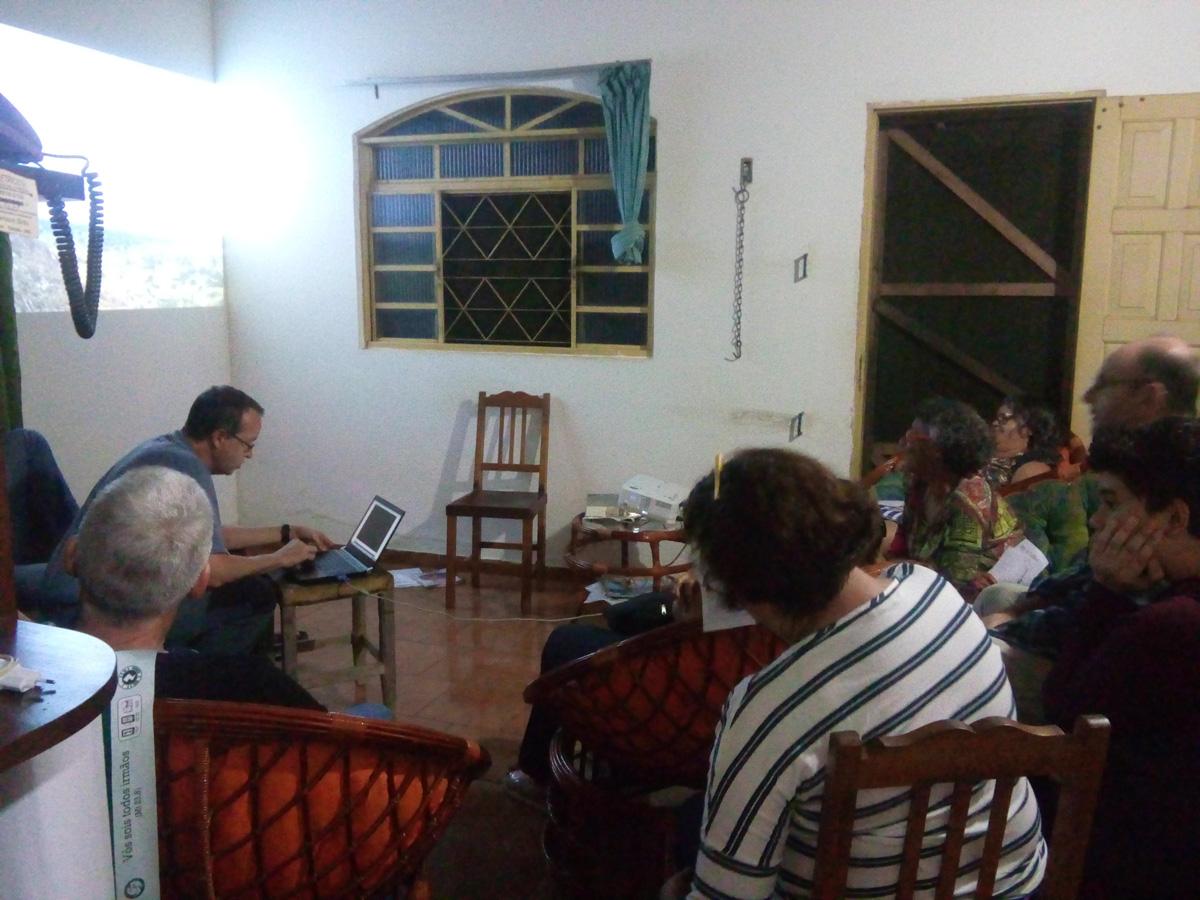 Visita del coordinador internacional LMC a Balsas