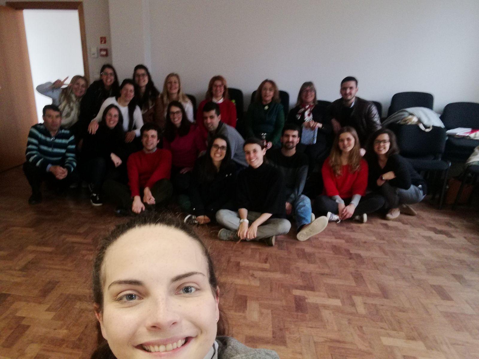 Relaciones humanas y vida en grupo – 4ª formación FEC