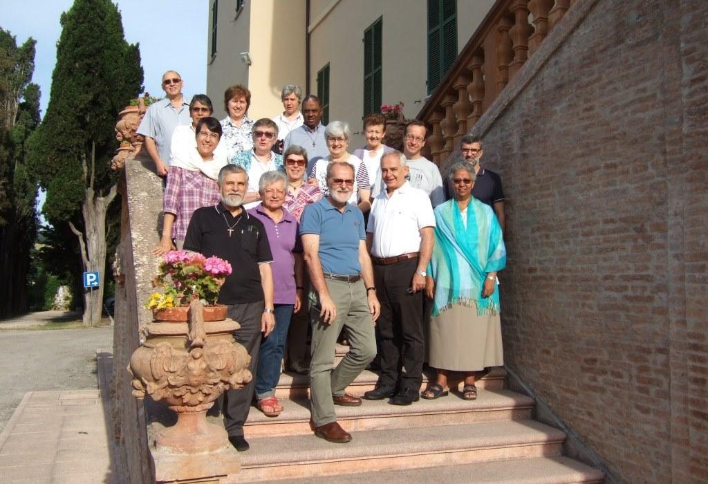 Incontro dei Consigli Generali della Famiglia comboniana a Pesaro