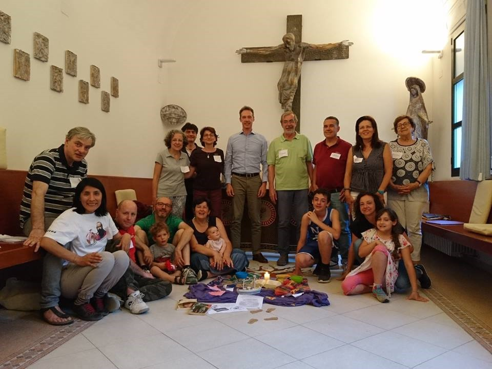 "Retreat on ""The Mission of the Comboni Lay Missionaries: challenges, dreams, hopes"""