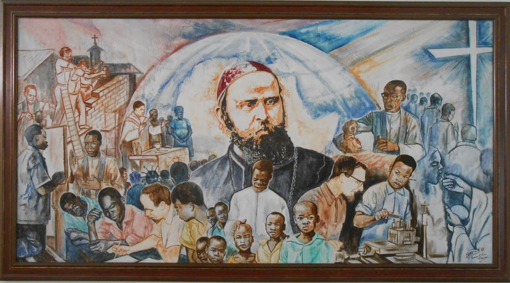 Celebrating the memory of the birth of St. Daniel Comboni