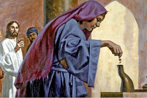 Contraste entre vanidad y humildad