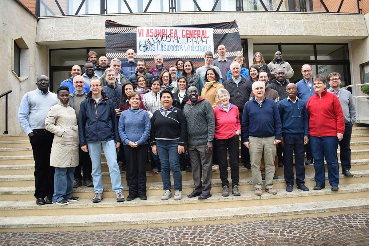Asamblea LMC Roma