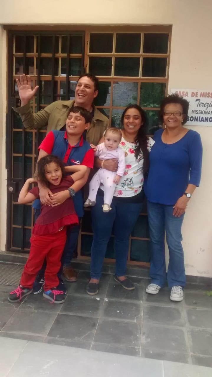 Familia LMC a Brasil