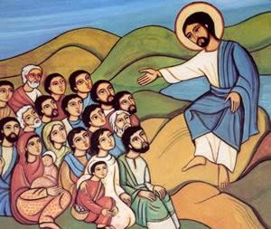 El sermón de la llanura