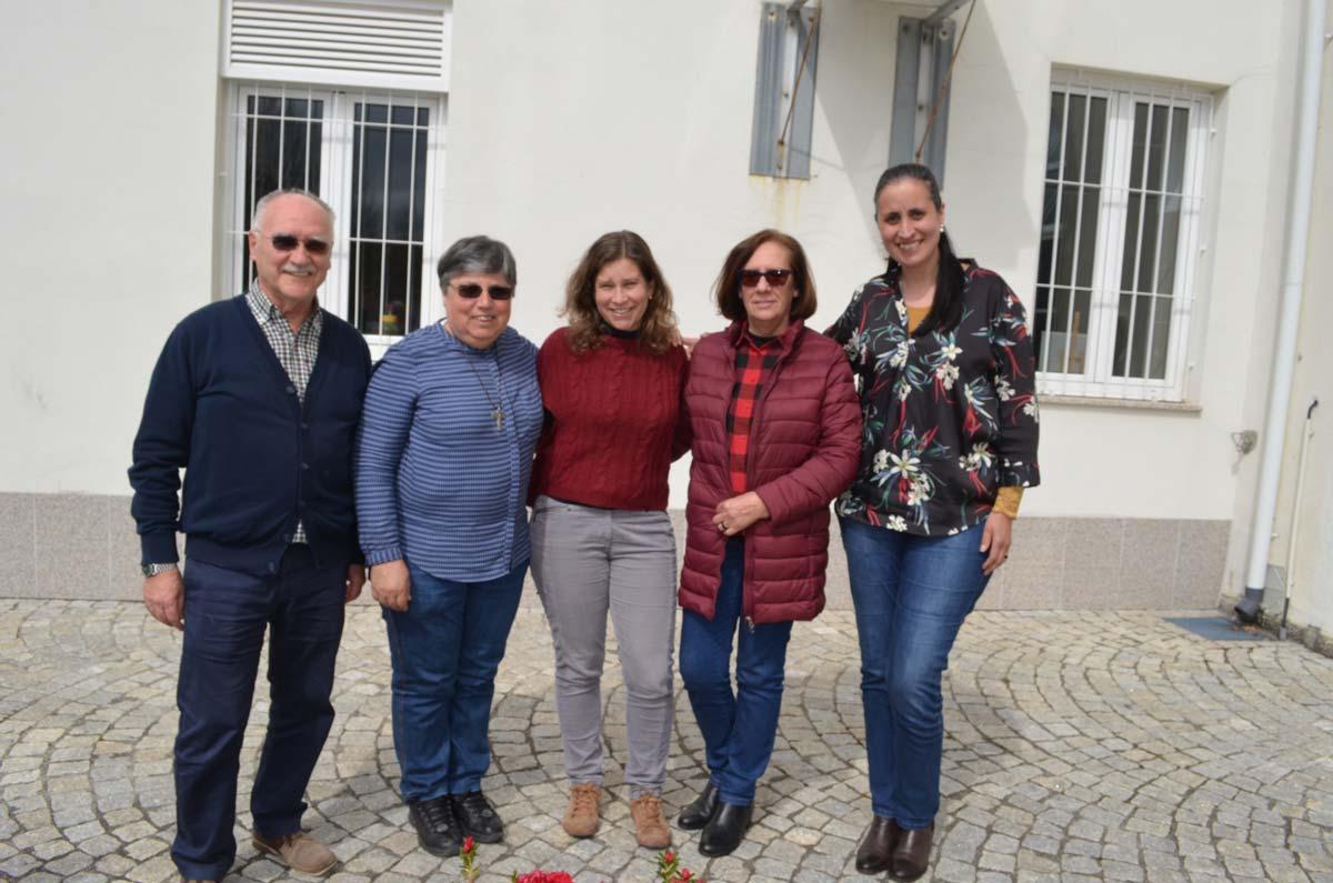Nuevo equipo coordinador para LMC de Portugal