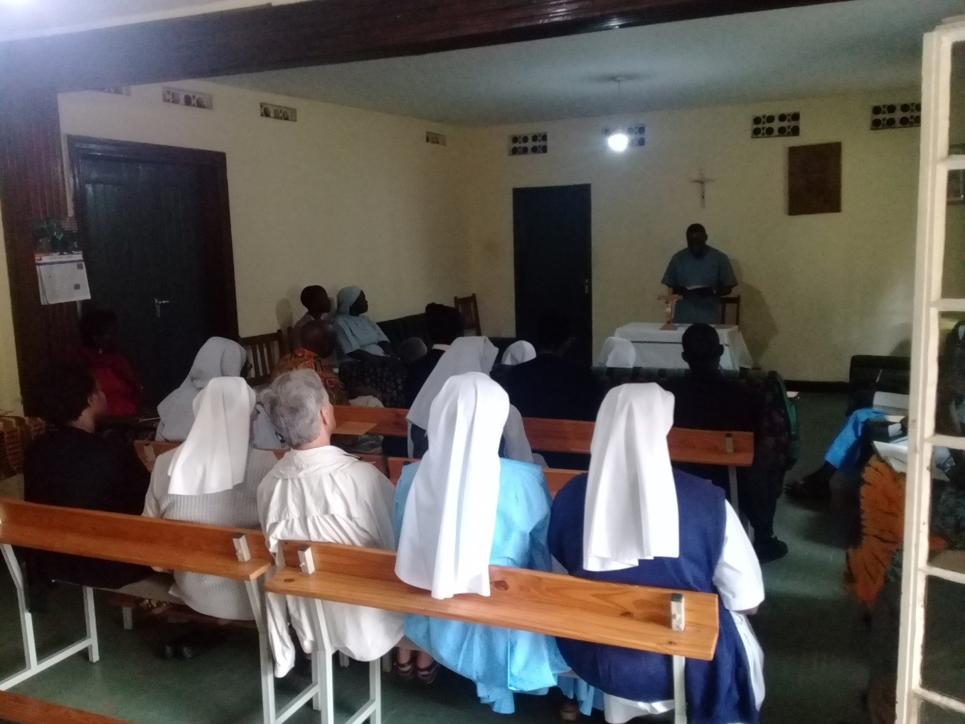 Lent recollection from Uganda