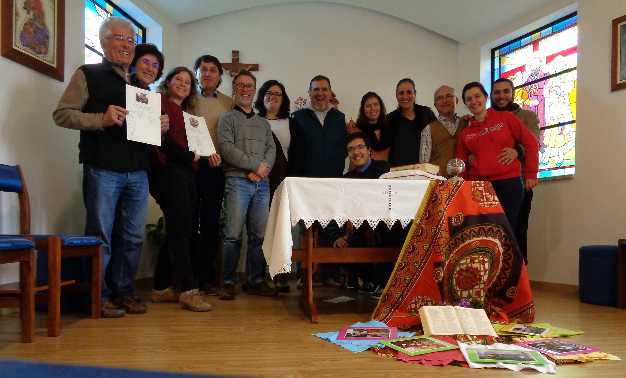 Retiro de Pascua de los LMC en Portugal