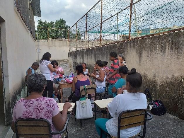 Grupo manualidades Brasil