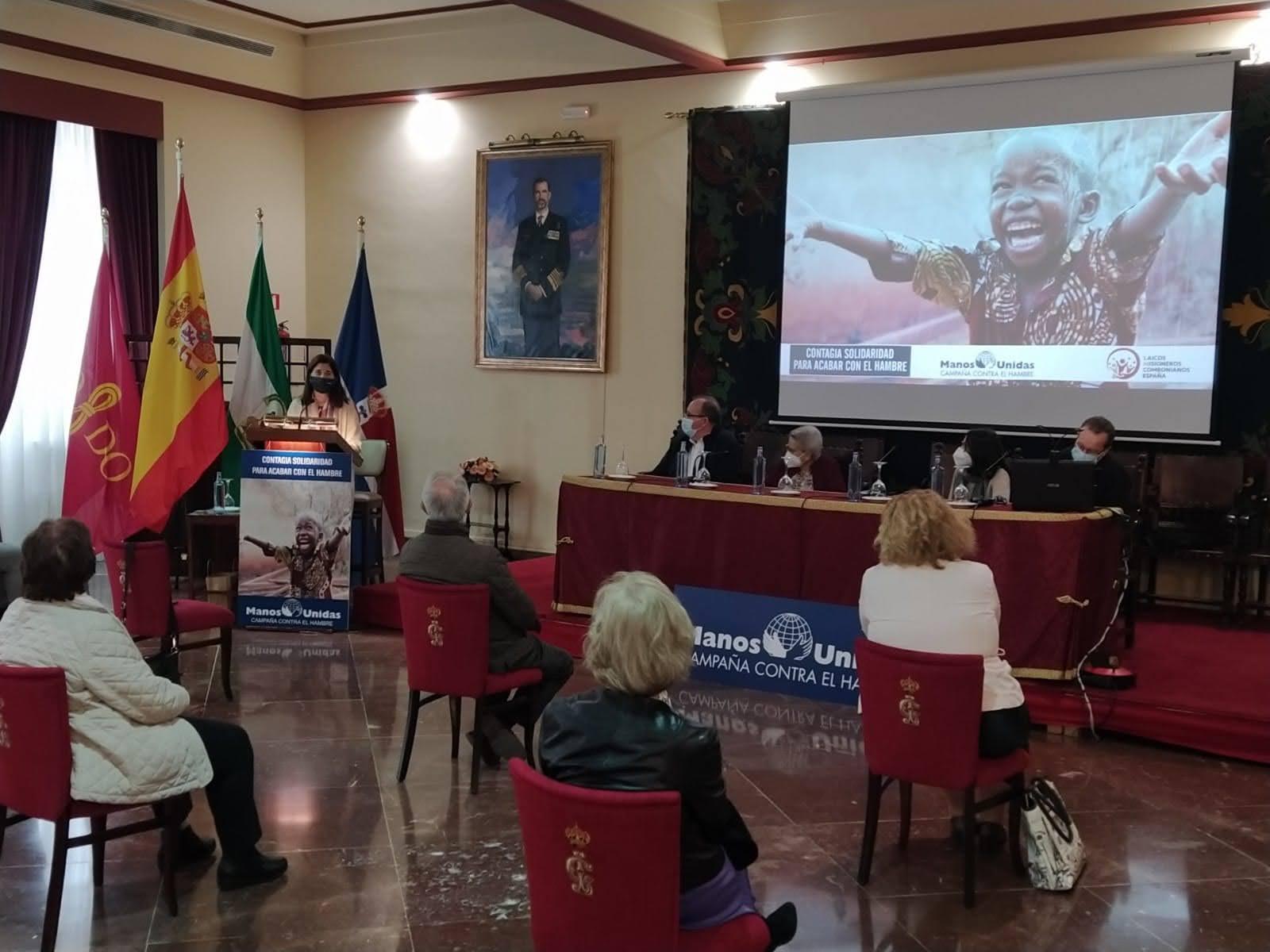 Manos Unidas LMC Sevilla